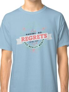 One Direction: Four - Night Changes Classic T-Shirt