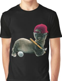 Baby Seal Graphic T-Shirt