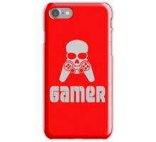 Gamer - Programmer - Angry Gamer - Blogger Game iPhone Case/Skin