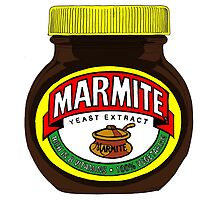 Marmite by Richard Edwards