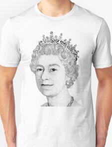 Queen Elizabeth II Unisex T-Shirt
