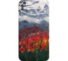 Poppy Field iPhone Case/Skin