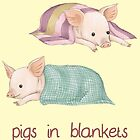 Pigs in Blankets by Katie Corrigan