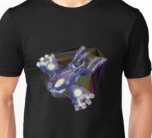 PolygonArt: Primal Kyogre (Pokemon Alpha Sapphire) Unisex T-Shirt