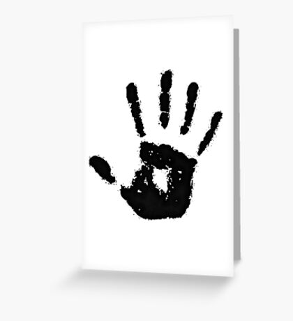 Dark Brotherhood Greeting Card