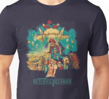 Return of the Plumber Unisex T-Shirt
