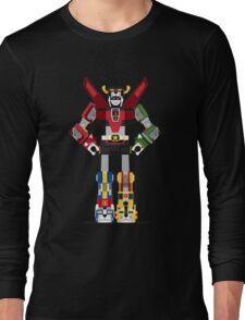 Funny Voltron Long Sleeve T-Shirt