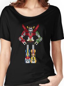 Funny Voltron Women's Relaxed Fit T-Shirt