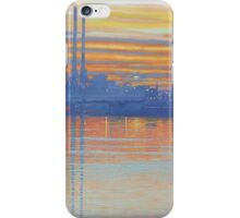 POOLBEG POWER STATION DUBLIN iPhone Case/Skin