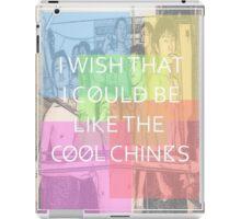 Cool Chinks iPad Case/Skin