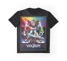 Grande Voltron Graphic T-Shirt