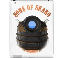 Sons of Skaro iPad Case/Skin
