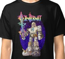 Internet Cat Warrior Classic T-Shirt