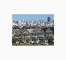 """Painted Ladies"" - San Francisco, California Unisex T-Shirt"