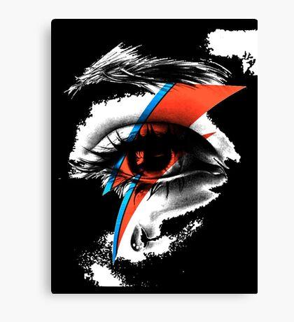 thunder eye Canvas Print