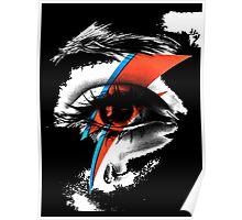 thunder eye Poster