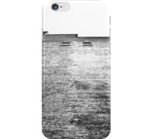 waiting for her locks to fall iPhone Case/Skin
