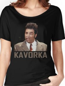 KAVORKA Women's Relaxed Fit T-Shirt