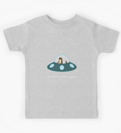 Otter Space Kids Tee