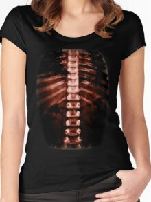 Bloody Xray Women's Fitted Scoop T-Shirt
