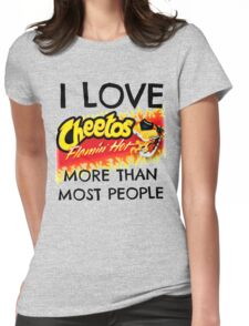 cheetos Womens Fitted T-Shirt