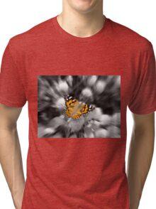 A Painted Lady  Tri-blend T-Shirt