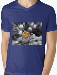 A Painted Lady  Mens V-Neck T-Shirt
