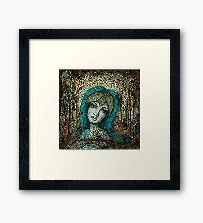 **Willow** Framed Print