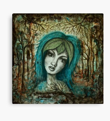 **Willow** Canvas Print