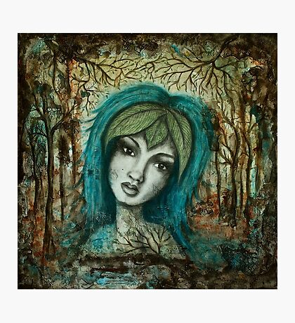 **Willow** Photographic Print
