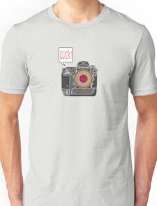 Click Unisex T-Shirt