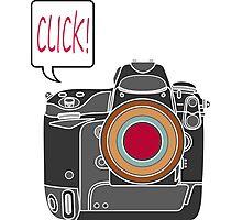 Click Photographic Print