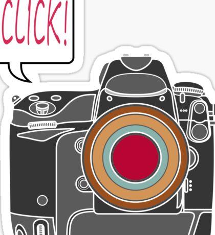 Click Sticker