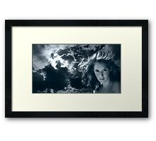 March - Nature & Humanity Framed Print