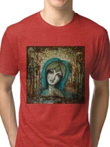 **Willow** Tri-blend T-Shirt