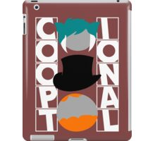 The Co-optional Podcast iPad Case/Skin