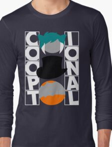 The Co-optional Podcast Long Sleeve T-Shirt