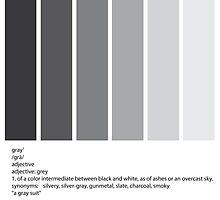 Shades of Gray by JONORLANDO