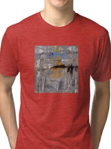 Abstract Expression Tri-blend T-Shirt