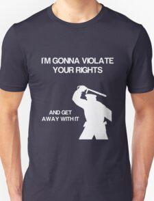 VIOLATE Unisex T-Shirt