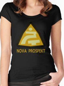 Nova Prospekt Women's Fitted Scoop T-Shirt