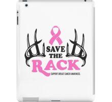 Save the Rack iPad Case/Skin