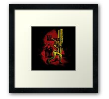Kill Walkers  Framed Print