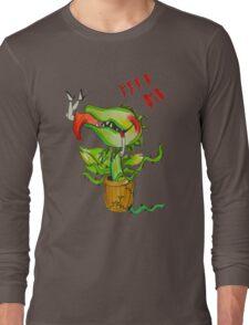 Feed Me! Long Sleeve T-Shirt