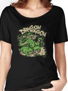 Dragon Wagon Women's Relaxed Fit T-Shirt