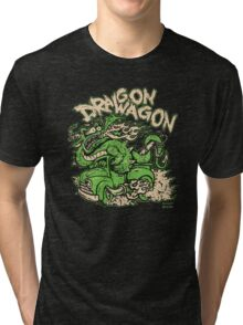 Dragon Wagon Tri-blend T-Shirt