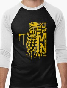 EXTERMINATE 2 Men's Baseball ¾ T-Shirt
