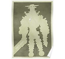 Shadow of the colossus - The Knight Poster
