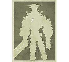 Shadow of the colossus - The Knight Photographic Print
