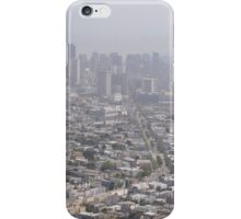 San Francisco View iPhone Case/Skin
